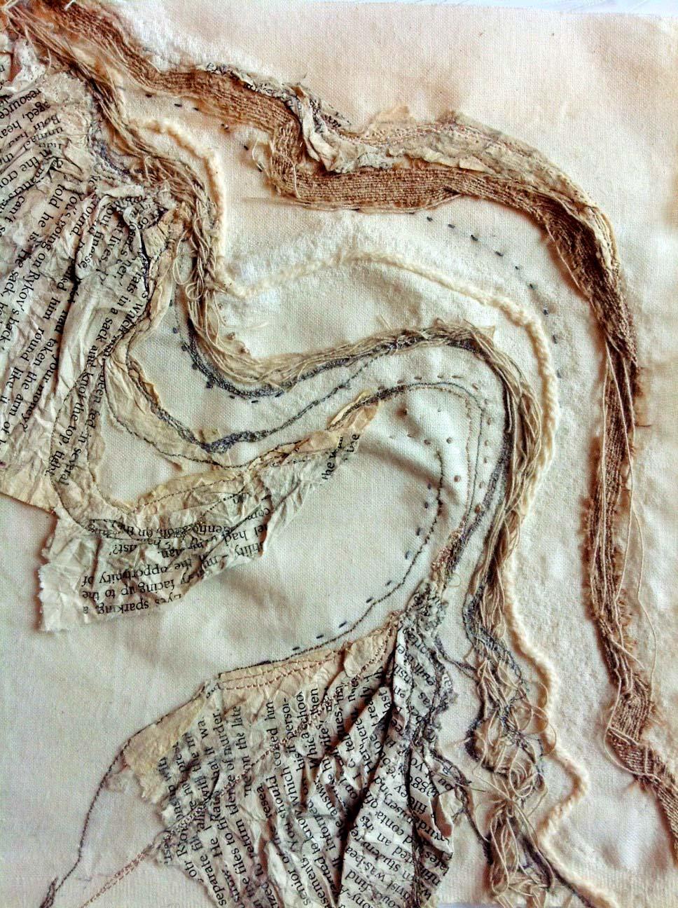 Deborah Cooper Textile Artist Fusion Textile Artists