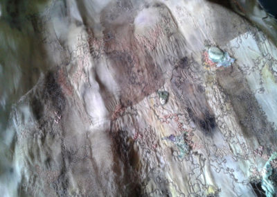 Garden Blouse Detail 2