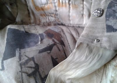 Garden Blouse Detail