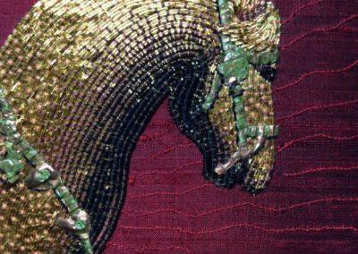 Goldwork Tang Dynasty Horse