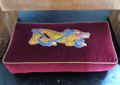 Lindisfarne Gospel Kneeler
